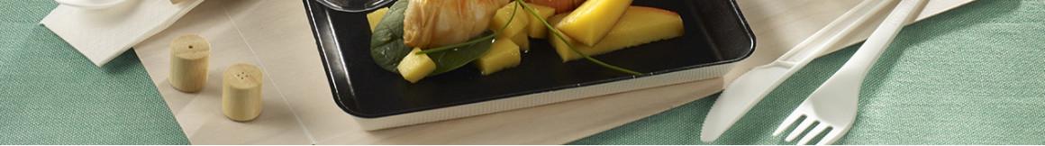 Accessoires pour plateaux-repas et lunch box