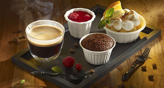 CAFÉS GOURMAND & DÉCLINAISONS